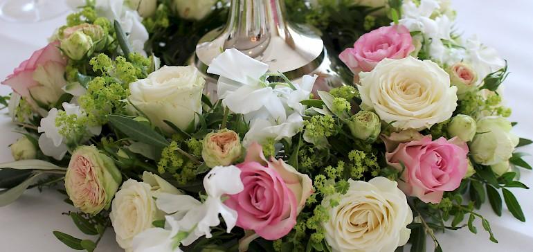 Profitieren Sie von unseren Dekorationsideen für Hochzeiten und andere Feierlichkeiten