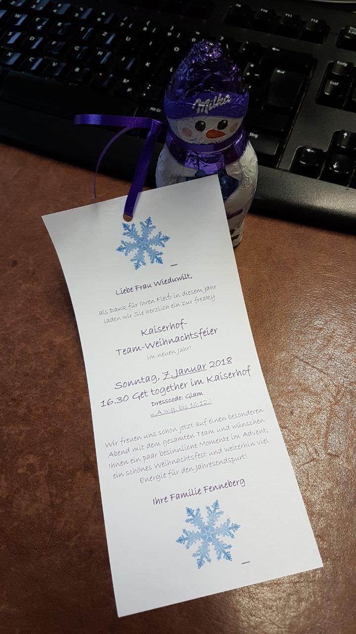 Weihnachtsfeier Im Januar.Tipps Hilfe Bei Der Organisation Ihrer Weihnachtsfeier