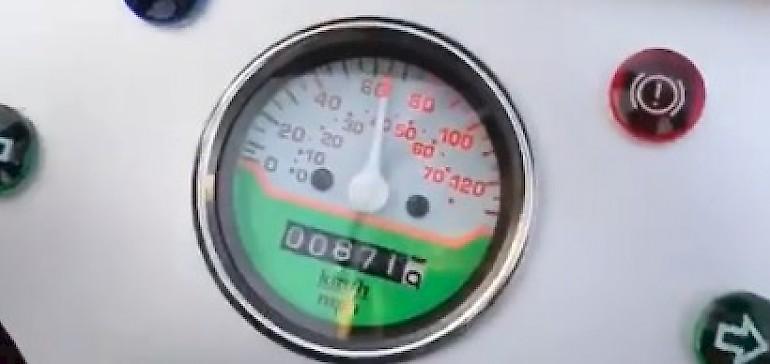 Mit einem Hotrod erreicht man eine ordentliche Geschwindigkeit
