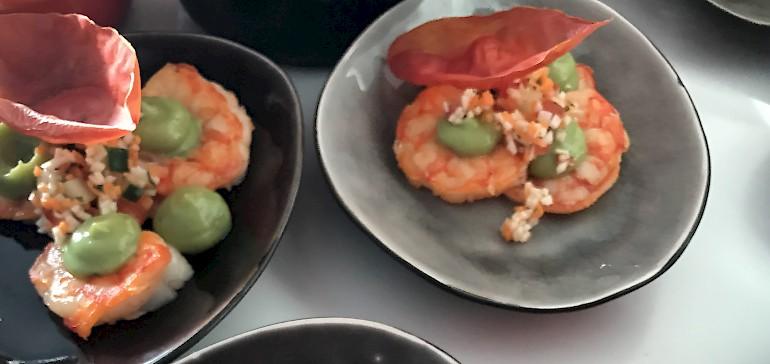 Bestellen Sie im Rahmen Ihres Caterings Fingerfood, Menüs oder Buffets