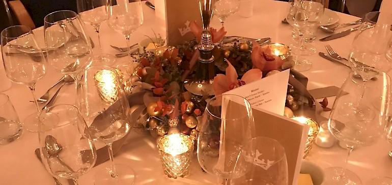 Ob Hochzeits-Catering, Geburtstag oder Firmenjubiläum, wir sorgen für ein festliches Ambiente