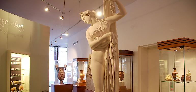 Antike Kulturen entdecken im Archäologischen Museum Münster der WWU