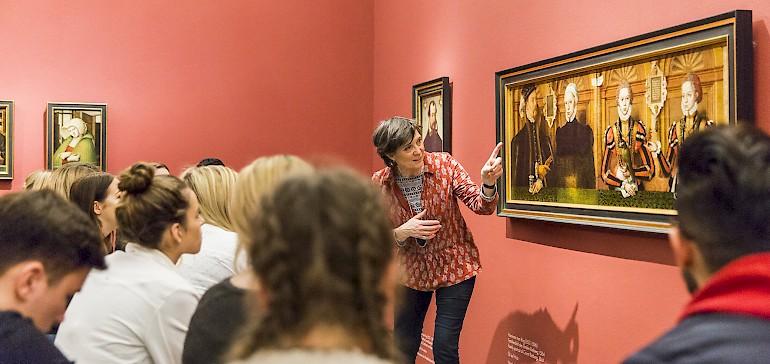 Eines der besten Museen in Münster, welches thematisch den Zeitrahmen vom Mittelalter bis zur zeitgenössischen Kunst behandelt