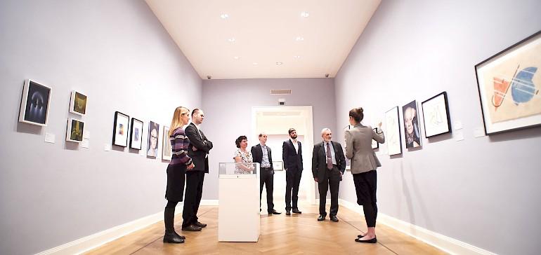 Das bisher einzige Picasso-Museum Deutschlands steht im Herzen von Münster