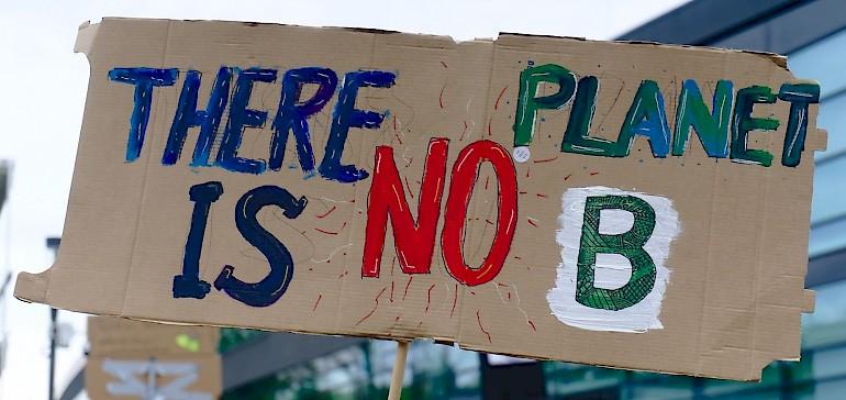 Klimaschutz geht uns alle an, nicht nur die Fridays for Future Aktivisten
